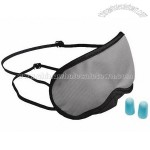 Travel Sleep Eye Mask with Ear plugs