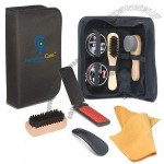 Traveler Shoeshine Kit