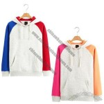 Trendy Colorful Women's Pullover Hoodie Sweatshirts