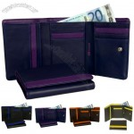 Tri-fold Strip Wallet