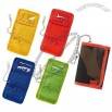 Tri-fold chain wallet - Polyester