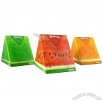 Triangle Fruit Carton Paper Drink Box