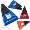 Triangle Translucent Magnetic Power Clips