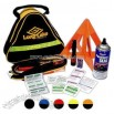 Triangle bag standard highway 26 piece safety kit