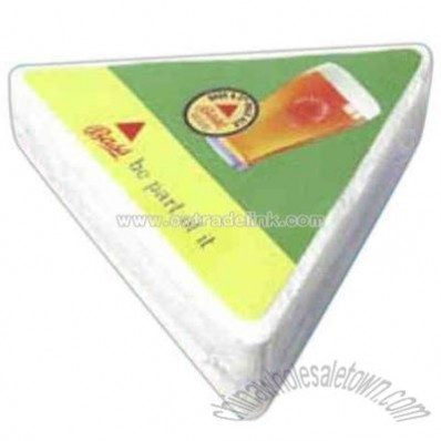 Triangle compressed sports towel