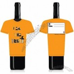 Trick or Treat Halloween Wine Bottle Gift Card