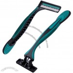 Triple Blade Razor - Disposable Shaver