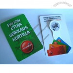 Trolley Coin Card