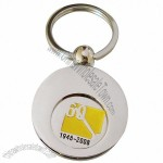 Trolley Coin Keychain Holder