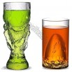 Trophy or Shark Shaped Beer Glass