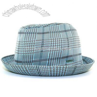 Tropic Plaid Player cap