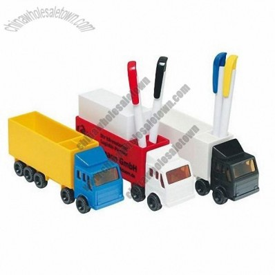 Truck Shaped Notepad and Pen Holder