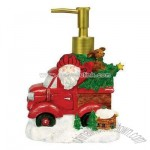 Truckin with Santa Lotion Pump