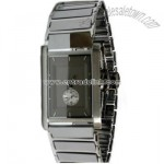 Tungsten Watch & Ceramic Watch
