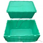 Turnover Plastic Crate 680x430x320mm