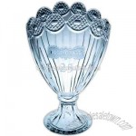 Twenty four percent lead crystal vase award