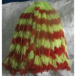 Two Color Fruit Net Bag