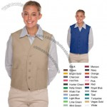 Two Pocket Unisex Uniform Vest