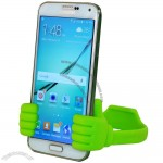 Two Thumbs Up Promotional Cell Phone Holder