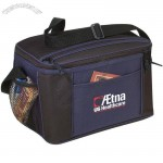 Two Tone 12 Can Cooler Bag
