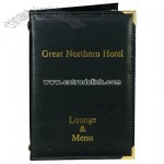Tynwald Faux Leather Menu Covers