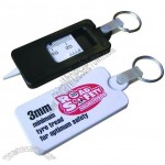 Tyre Tread Depth Gauge Keychain