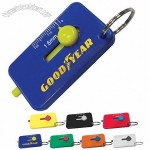 Tyre Tread Gauge Keyrings