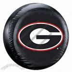 UGA Car Tire Covers