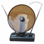 UHF/VHF indoor antenna, 329B model, 47 to 860MHz frequency