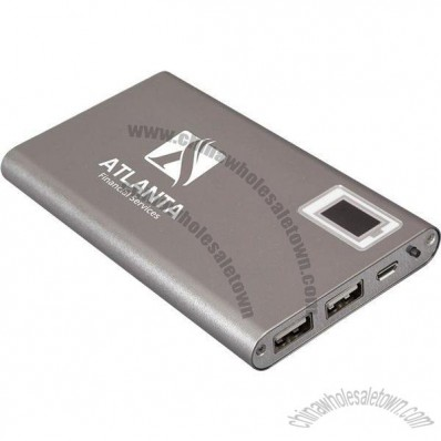 UL Listed Aluminum Power Bank
