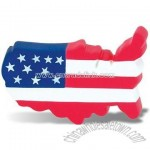 USA Shape Stress Balls