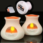 USB Aroma LED candle lights