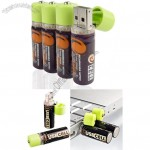 USB CELL AA USB Rechargeable Battery