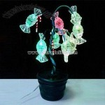 USB Candy Tree with Color Changing Light