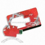 USB Credit Card Webkey