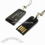 USB Drive Supports Micro SD Card Reader