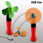 USB Fan in Tree Shape
