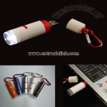 USB Flash Drive with Torch
