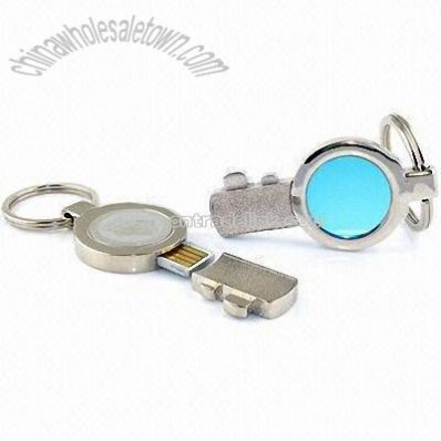 USB Flash Drives in Car Key Design