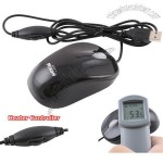 USB Hand Warming Optical Mouse