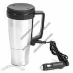 USB Heated Mug with Container