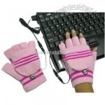 USB Heating Gloves