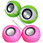 USB Mini Wink Eye Sound Speaker