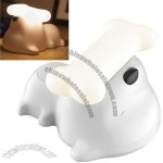 USB Rechargeable Dog Night Light