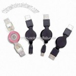 USB Retractable Cable