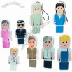 USB Stick Uniforms Mini People