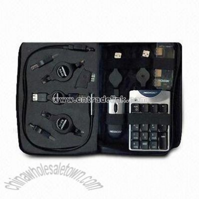 USB Travel Kit for Notebook Computer