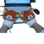 USB Warm Gloves