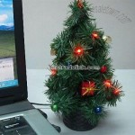 USB Xmas Tree with LED Light
