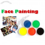 UV Face and Body Paint 30ml x 5 Colors
